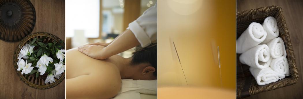 Bem-estar e Massagens
